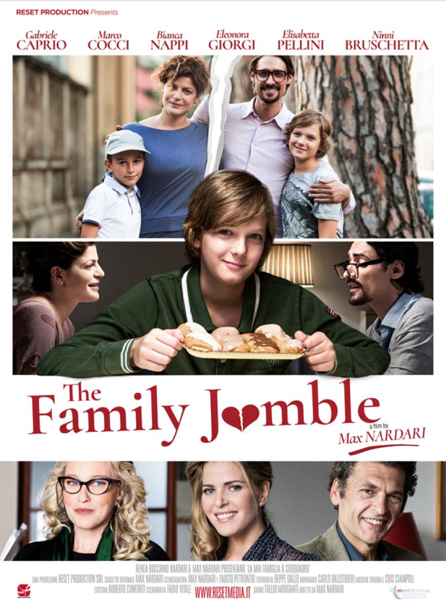 The family Jumble